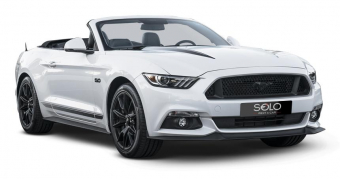 Ford Mustang GT 5.0 Cabrio