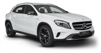 Mercedes GLA AMG Pack