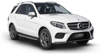Mercedes GLE AMG Pack