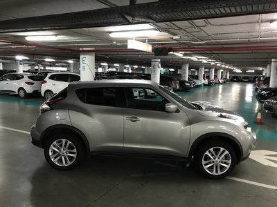 Rent NISSAN at Barcelona Airport