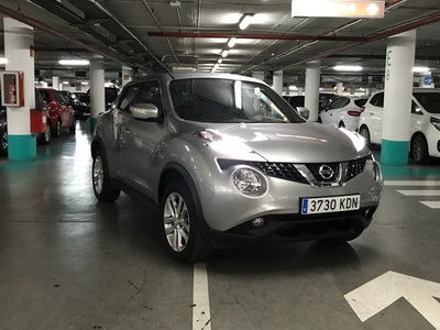 Rent NISSAN in Madrid