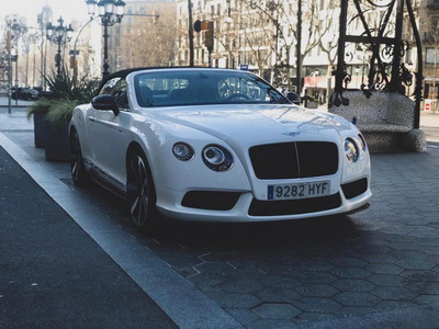 Cheap cabriolet rental in Barcelona
