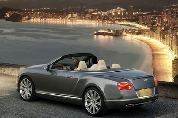 Rent BENTLEY Barcelona