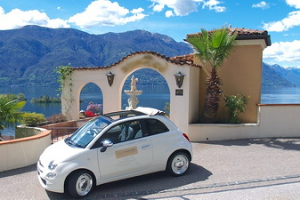 Rent FIAT Malaga Railway station
