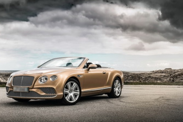 Rent BENTLEY Barcelona Airport