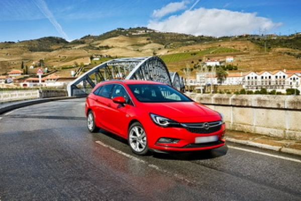 Rent OPEL Malaga Railway station