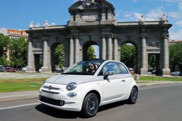 Rent FIAT Madrid