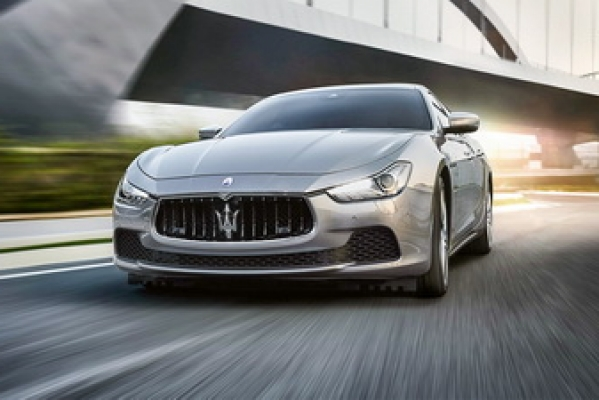 Rent MASERATI Madrid Airport