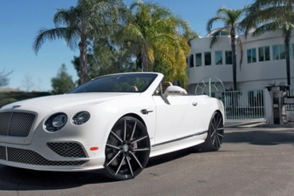 Rent BENTLEY Malaga Railway station