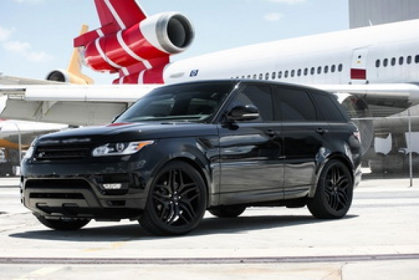 Rent RANGE ROVER Madrid airport